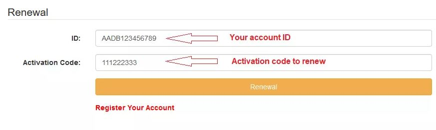 Activation Code Iphone